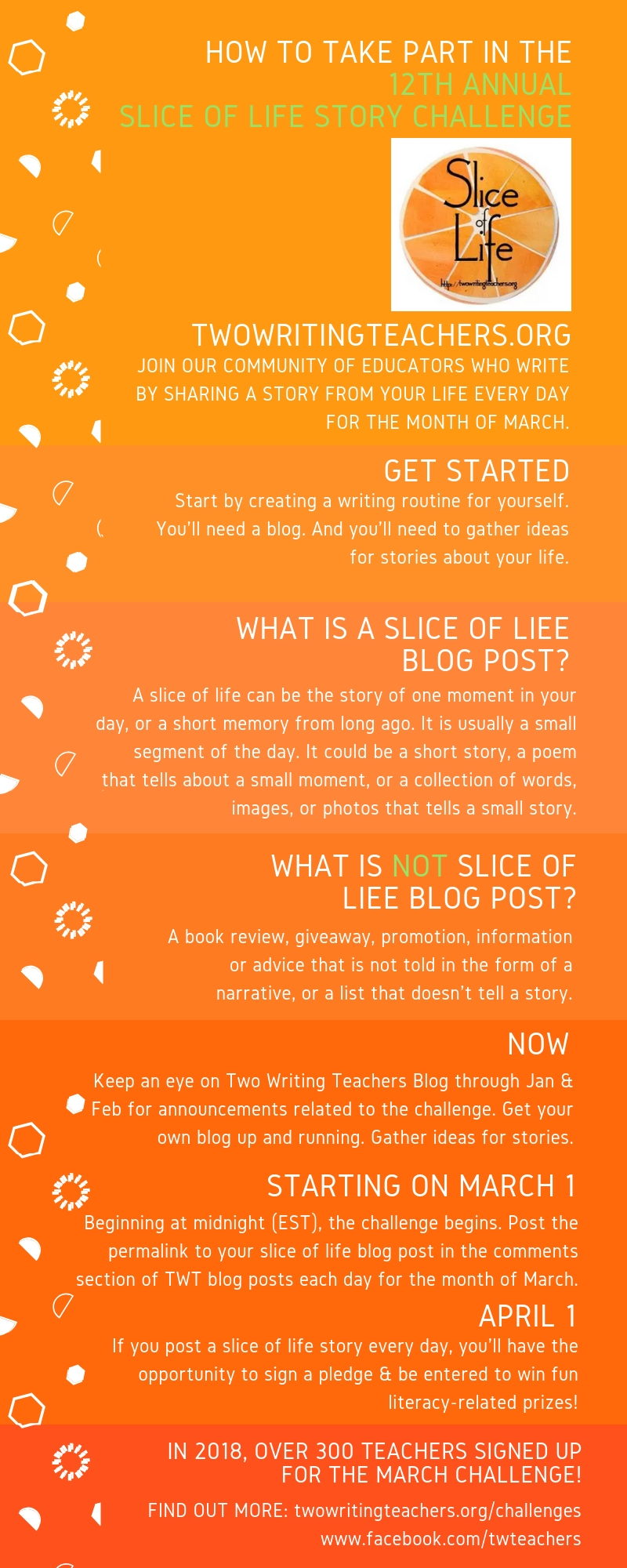 writing a life story examples