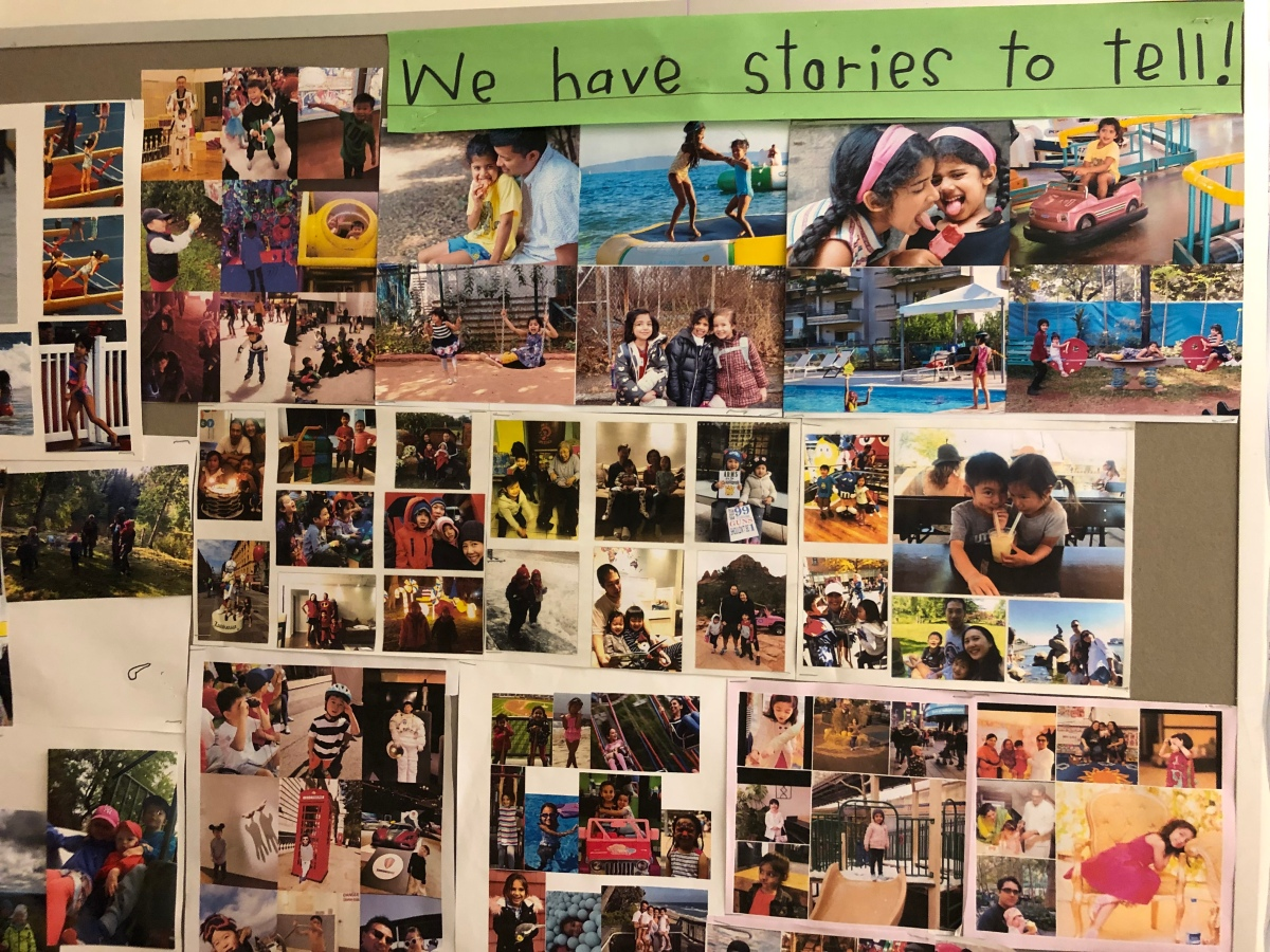 Growing a Classroom Environment Where Writers are Seen and Inspired