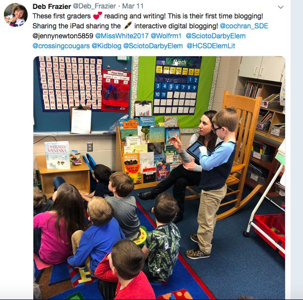 Interactive Digital Writing   TWO WRITING TEACHERS