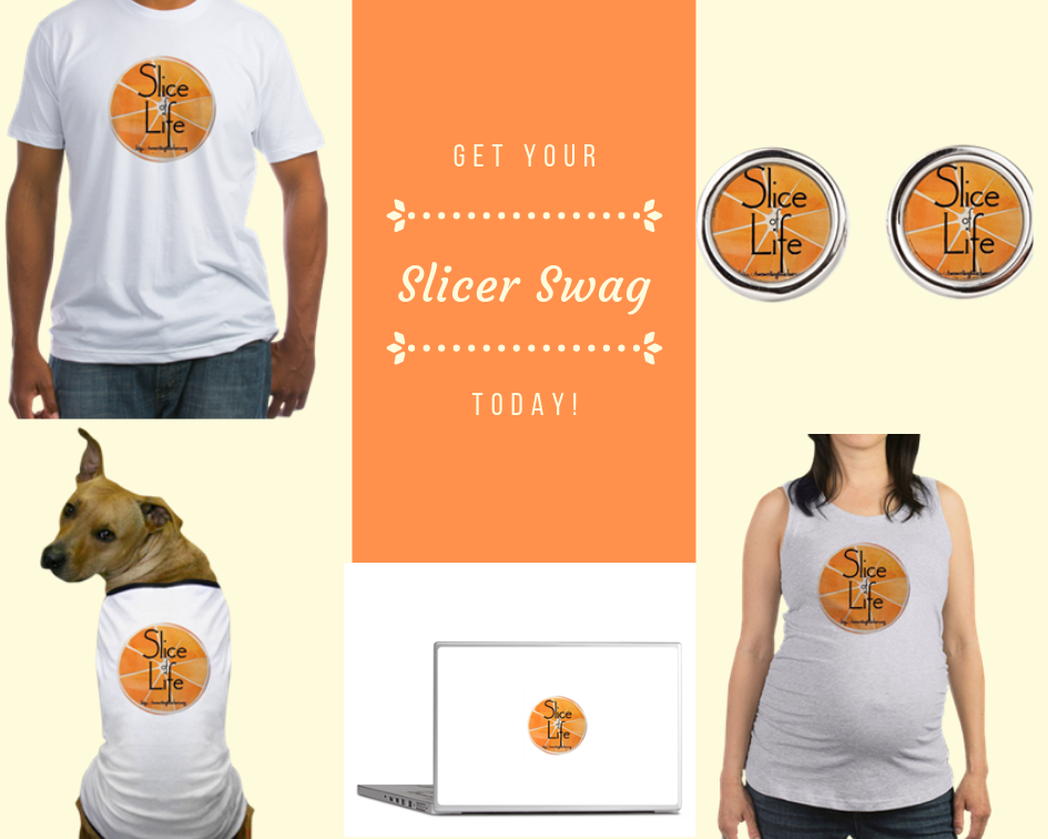 SOL Tuesday + Slicer Swag #SOL20