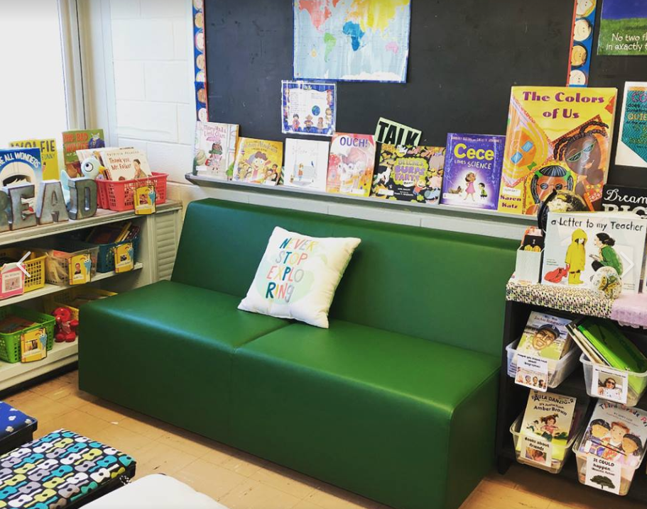 Revising the Classroom: Adventures in Flexible Seating