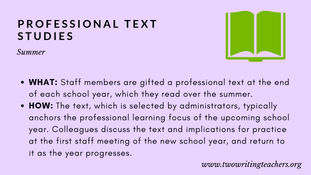 Professional Text Studies-2