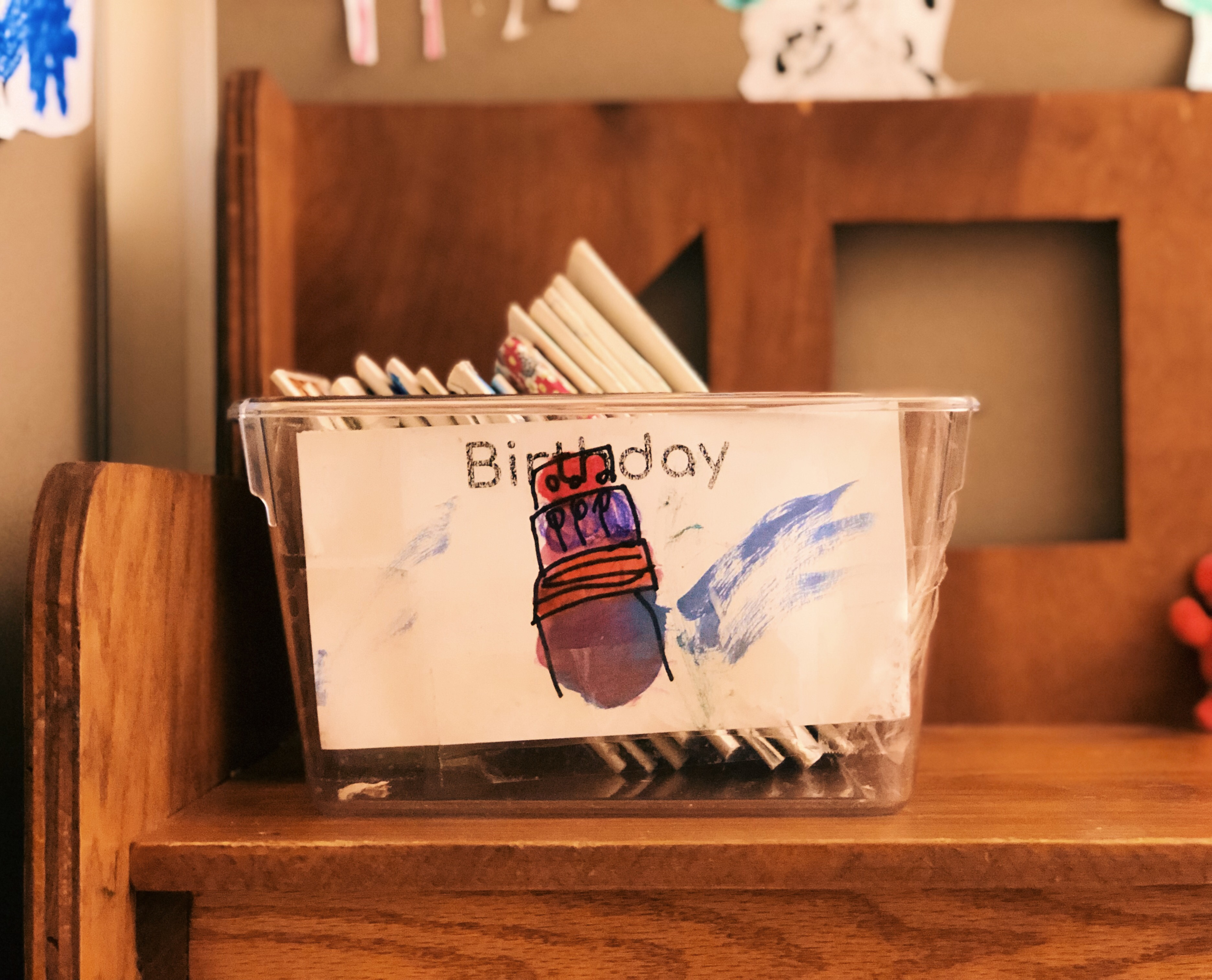 The Most Beloved Books in our Library: A Birthday Tradition