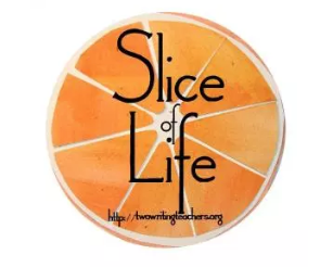 It's Tuesday! Welcome to the Slice of Life Story Challenge