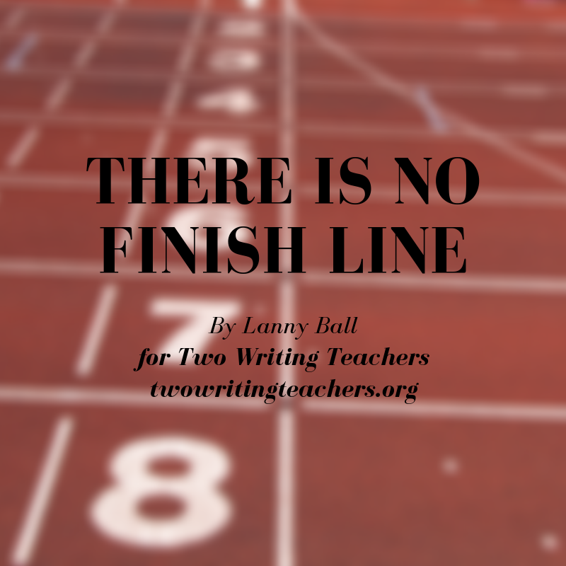 There Is No Finish Line