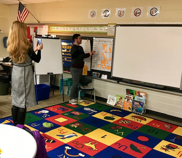 Communicating Clear Expectations for Writing Workshop