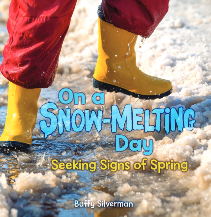 On a Snow-Melting Day + Giveaway
