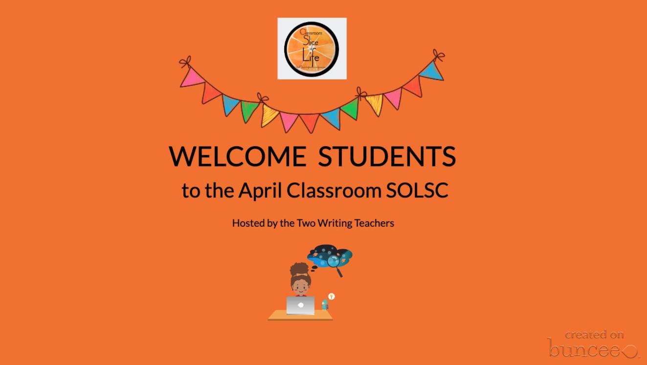 April 2020 Classroom SOLSC: Getting Started!