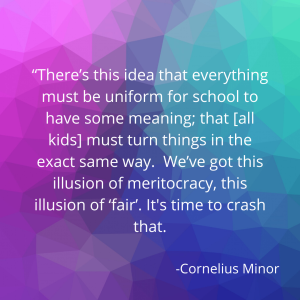 Illusion of meritocracy